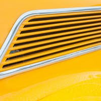 yellow vehicle panel