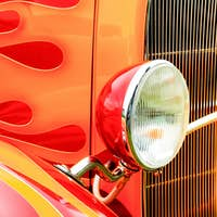 hot-rod flames