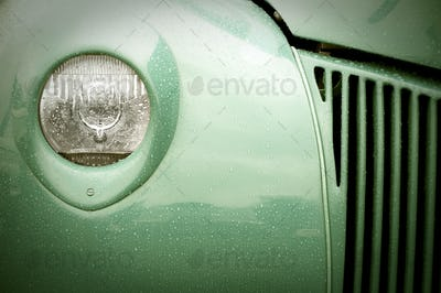light and grille