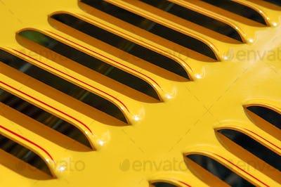 engine grille