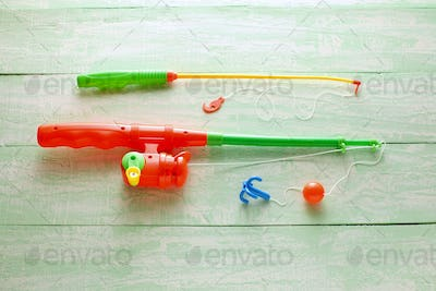 Toy Fishing Rods