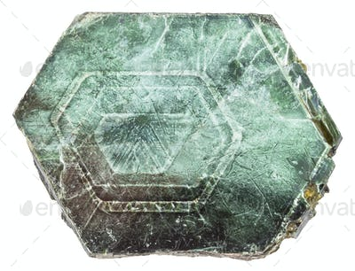 piece of Phlogopite (magnesium mica) stone