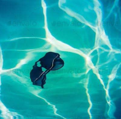 Swimming Pool Sunglasses