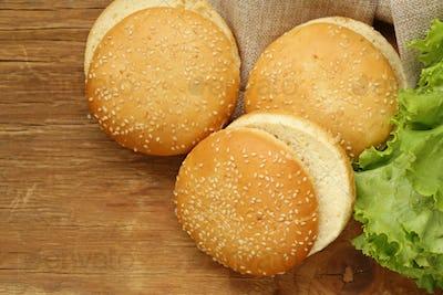 Buns for Hamburgers