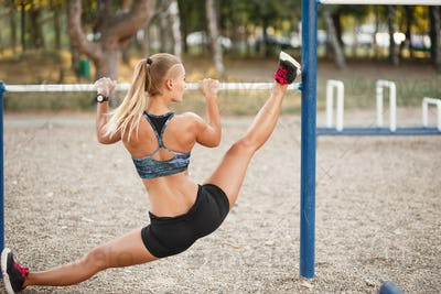 Outdoor Workout Exercise