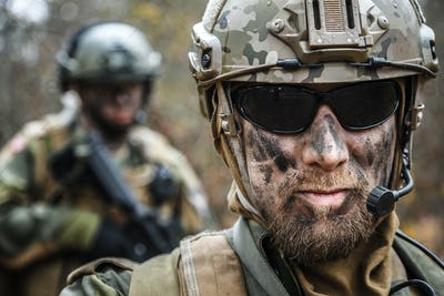 Norwegian Armed Forces soldiers