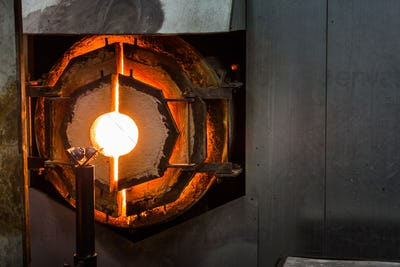 Kiln Furnace for Glass Blowing