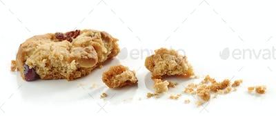 crumbs of cookie macro