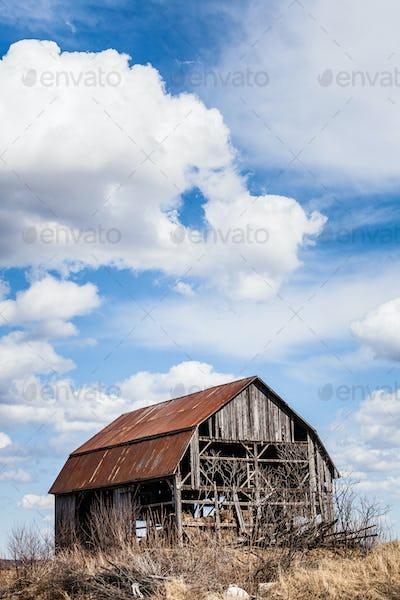 Old Abandoned Barn