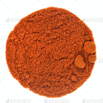 Red Spicy BBQ Powder texture