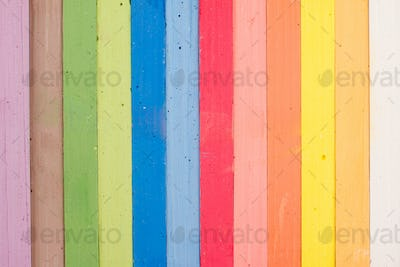 colorful pastel chalks background texture