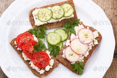Healhy snacks