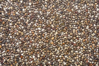 pebbles pattern texture