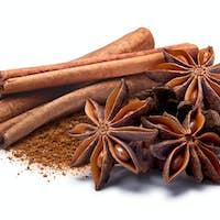 Cinnamon with Star anise, paths