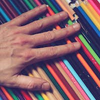 These pencils are mine