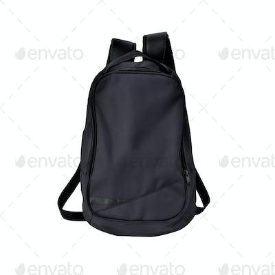 School bag black