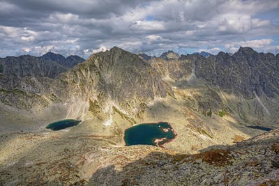Photo of Mlynicka dolina and Capie pleso lake in High Tatra Mountains, Slovakia, Europe