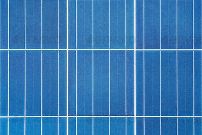 solar energy panel closeup