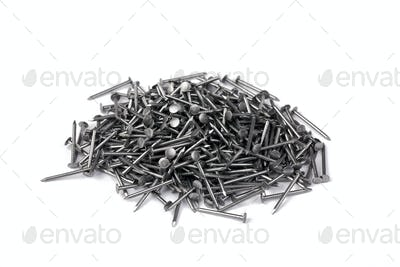 a lot of nails