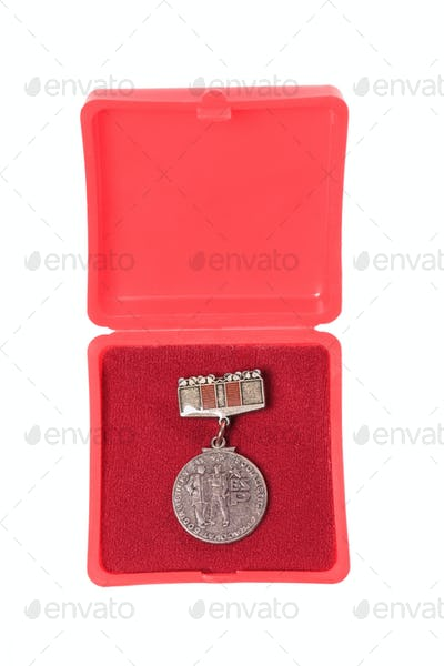 Communist Medals