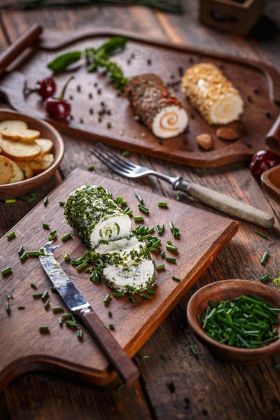 Delicious soft cheese