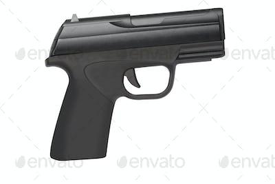 automatic pistol gun