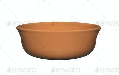 cazuela de barro , spanish earthenware casserole