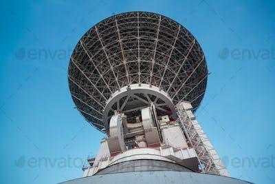 Antenna radio telescope
