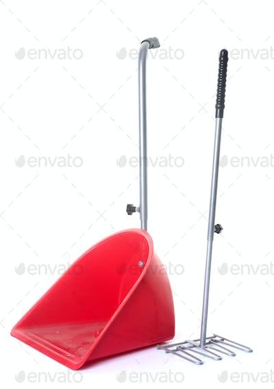 shovel for droopings