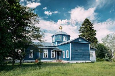 Golovintsy, Gomel District, Gomel Region, Belarus. Old Orthodox