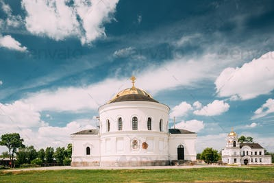 Brest, Belarus. Garrison Cathedral St. Nicholas Church In Memori
