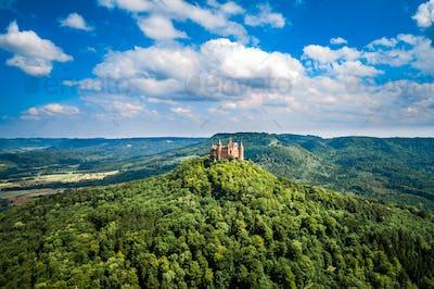 Hohenzollern Castle, Germany.