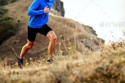 athlete men runner