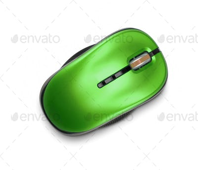 Mouse isolated
