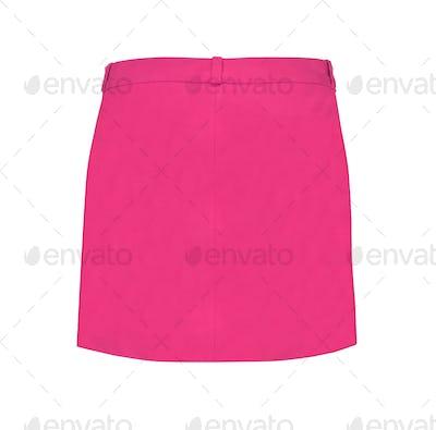 Skirt isolated