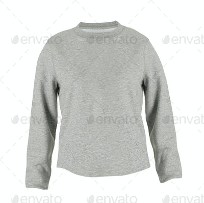pullover isolated