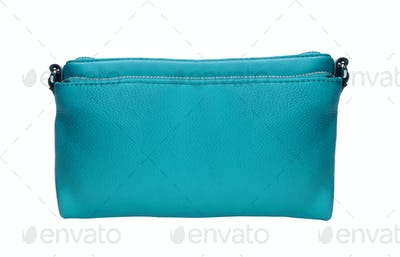 Purse isolated