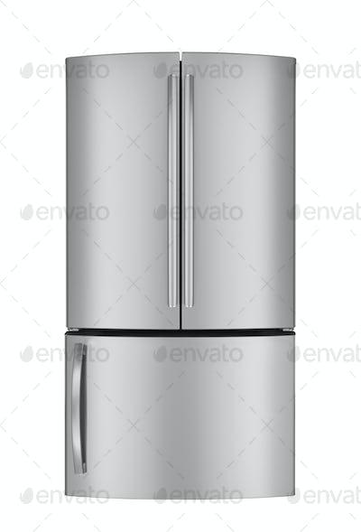 Refrigirater isolated