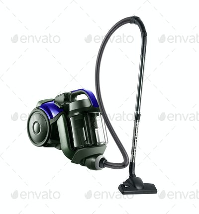 vacuum cleaner isolated
