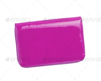 Woman Purse isolated