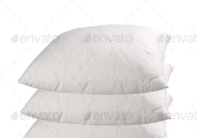 pillows isolated