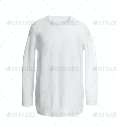 sweater isolated