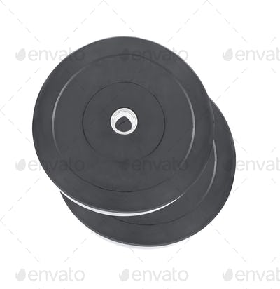 Disk for dumbbells isolated