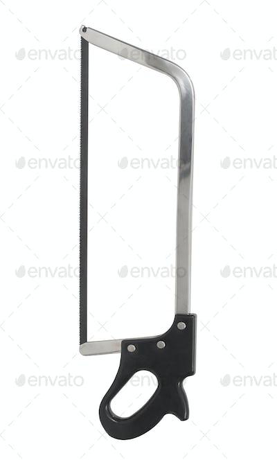 hacksaw isolated
