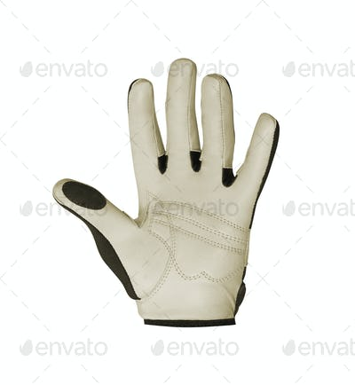 Golf Glove on white