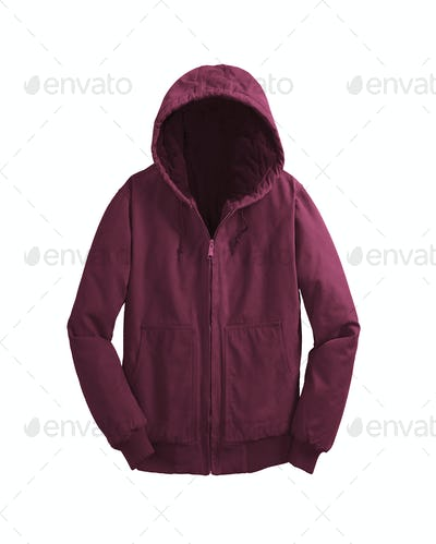 hoodie isolated