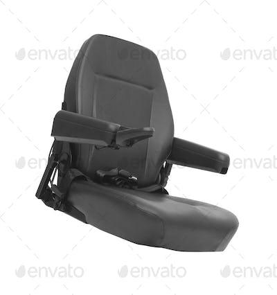 Modern chair for electric wheelchair