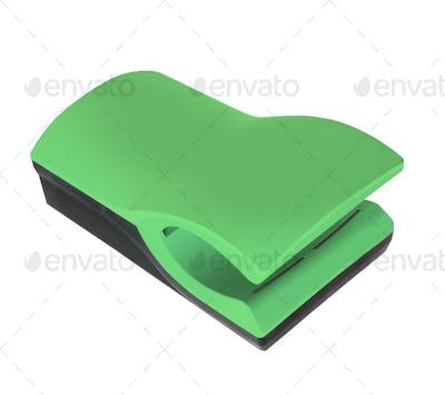 hand dryer isolated