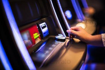 Casino Slot Machine Games
