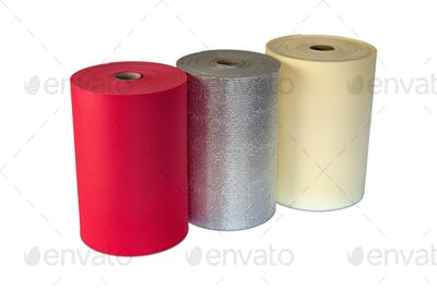 Multi Colour Rolls Polyethylene Material Shockproof Foam